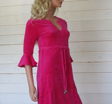 The Rose - Eco velour